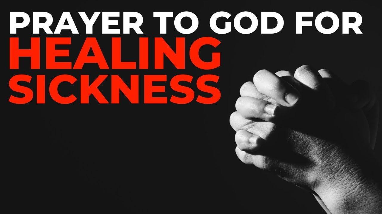 Prayer For Husband Healing